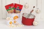 Simply Festive Favorites   Classic Red Whirley Pop