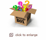 The Mystery Madness Box