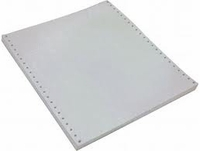 1-Ply Continuous Computer Paper