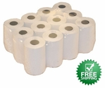 "2 1/4"" x 50'  (58mm x 15m)  Thermal Paper  (12 rolls/case)"