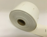 "2.25"" x 1.35"" Direct Thermal Hang Tag;  1"" Core;  12 Rolls/case;  967 Labels/roll  <font color=red>*Clearance Item*</font>"