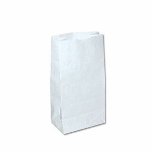 2# White Grocery Bags (500ct)