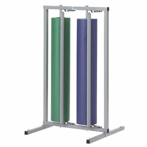 "36"" Double Roll Vertical Paper Rack"