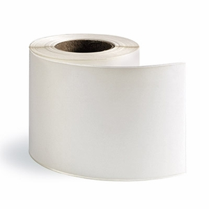 """4"""" x 85' Continuous Gloss Inkjet Label Material (12 Rolls)"""