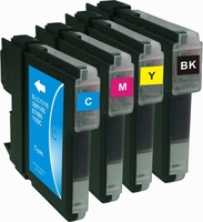 Brother (compatible) Inkjet Cartridges