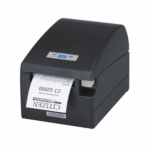 Citizen CT-S2000, Thermal POS Printer, 80mm, 220 mm/Sec, 42 col, Ethernet & USB, Internal Power Supply, Label