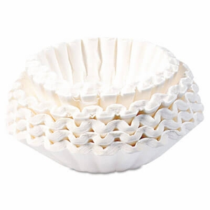 Bunn-O-Matic Coffee Filters, 12-Cup Size, 1000 Filters/Carton