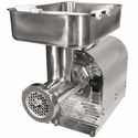 Commercial Grade 1 1/2 HP Electric Meat Grinder and Sausage Stuffer (Weston # 08-3201-W)<font color=red> FREE SHIPPING</font>