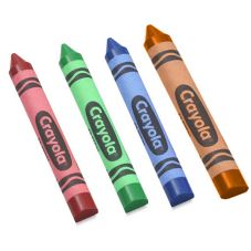 Crayola Bulk Case - 4 colors (750 of each) 3,000ct - 52-8902