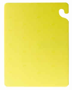 Cut-N-Carry Color Cutting Board - Yellow