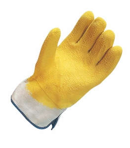 Oyster Shucking Glove - Natural Rubber, Latex/Cotton