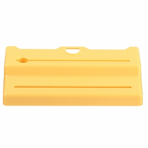 Saf-T-Knife Station Jr. Yellow Lid