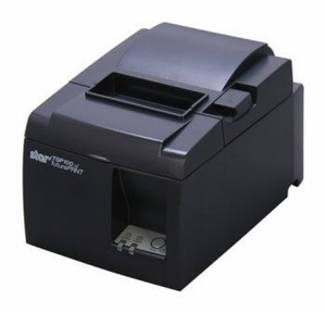 Star Micronics TSP143ugt Wht Us, Thermal Printer, Cutter, USB, Ice White, Power Supply and Cbl Included