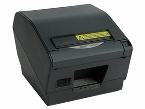 Star Micronics TSP847IIc-24 Thermal Printer, Cutter/Tear Bar, Parallel, Putty, Requires Power Supply #30781870