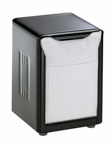 Tabletop Napkin Dispenser Lowfold - Black Pearl