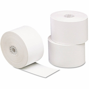 "Thermamark 2 1/4"" x 85' (58mm x 26m) Thermal Paper (1 roll/case)"