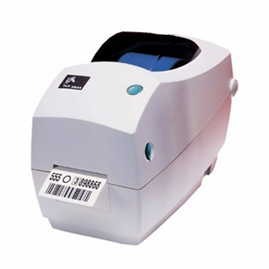 Zebra TLP2824 Plus Desktop Label Printer with USB, Serial, Dispenser (Peeler)