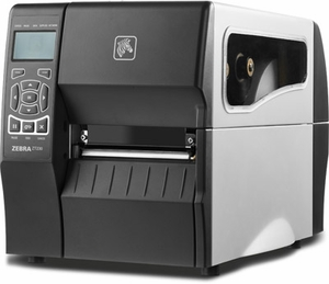 "Zebra ZT230 Industrial Label Printer with Direct Thermal, 4"" Print Width, 203 DPI, 10/100 Ethernet"