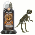 3D T-rex Fossil Bones Skeleton Puzzle Kit Model Toy