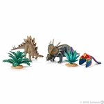 Herbivores Schleich Collectible Dinosaurs