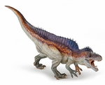 Papo Museum Quality Acrocanthosaurus Model Dinosaur Toy Figure, 12 inch