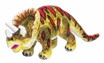 Giant Triceratops Dinosaur Plush Toy, 31 inch