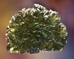 Beautiful Czech Moldavite, Besednice, 39.5 Carats