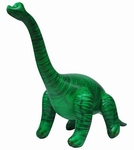 "Large Inflatable Brachiosaurus Dinosaur Blow Up Toys 48"", 6 pcs."