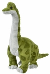 Brachiosaurus Cuddly Soft Plush Toy Dinosaur Stuffed Animal, 15""