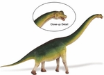 Brachiosaurus Safari Dinosaur Scale Model 14 inch