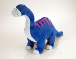 Medium Brachiosaurus Dinosaur Plush Soft Cuddly Animal Toy, 15""