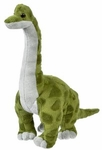 "Brachiosaurus Cuddly Soft Plush Dinosaur Stuffed Toy, 15"", 4pcs."