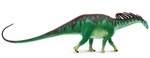 Safari Amargasaurus Scale Model Dinosaur Toy Prehistoric Replica