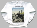 Columbian Mammoth Sweatshirt  Adult XXLarge