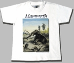 Columbian Mammoth, T-shirts, Youth XSmall