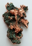 Large Natural Copper Specimen, Raw Copper, Copper Nugget