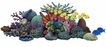 Coral Reef Wall Sticker