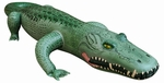 "Large Inflatable Crocodile Dinosaur Blow Up Toys 62"", 12 pcs."