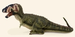 Daspletosaurus CollectA Toy Prehistoric Scale Model