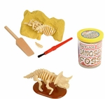 Dino Dig Bones Skeleton Excavation Kit
