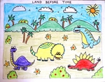 The Land Before Time by Rakshansai Shivakumar