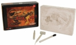 Dino Fossil Excavation Kit, 9""