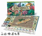 Dino-Opoly Kids Dinosaur Board Game