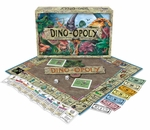 Dino-Poly Dinosaur Game