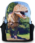 T-rex Dinosaur School Backpack