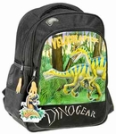 Dinosaur Backpack, Velociraptor Backpack