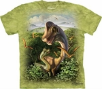 Dinosaur Brachiosaurus Graphic Picture T-shirt