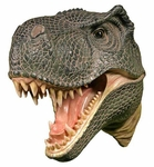 Special Offer: T-rex Dinosaur Head Wall Mount, 14""