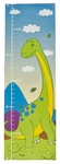 Dinosaur Growth Chart Long Neck Brachiosaurus
