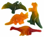 Large Jelly Belly Gummy Dinosaur 6-7 inch